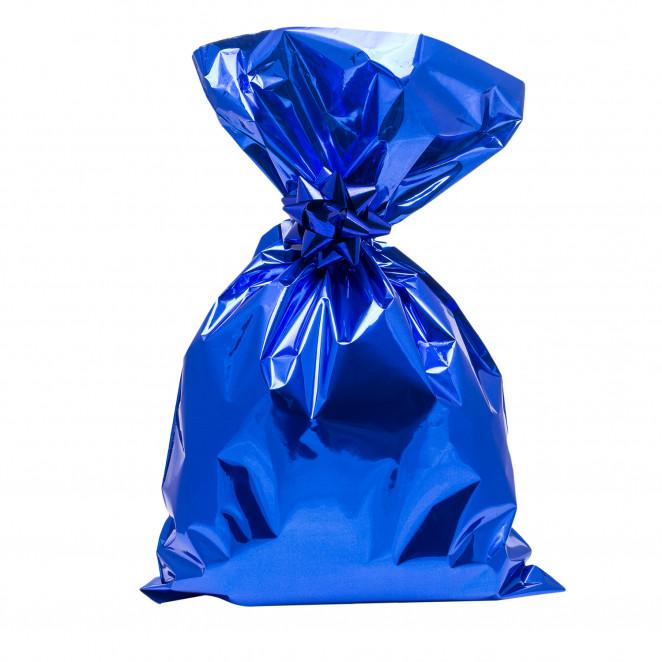 Buste Regalo Metal lucido Blu
