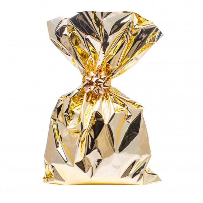 Buste Regalo Metal lucido Oro