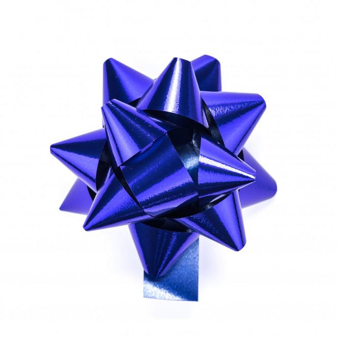 Coccarde Metal Blu
