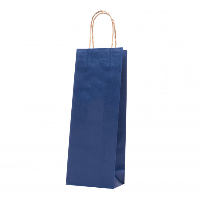 Shopper Biokraft Linea Basic Blu