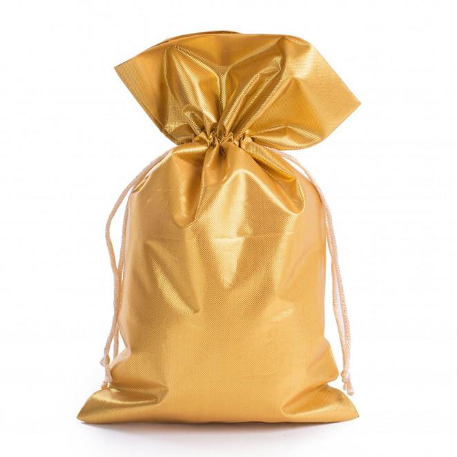 Sacchetti Tessuto Laminato Oro