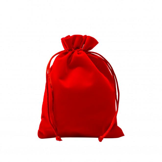 Sacchetti di Velluto Rosso
