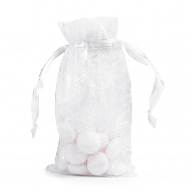 Sacchetti Organza in Offerta Bianco