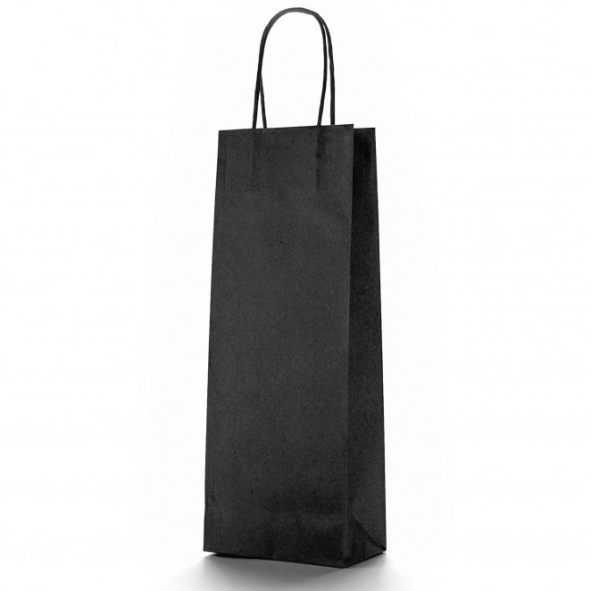 Shopper Biokraft Linea Basic Nero