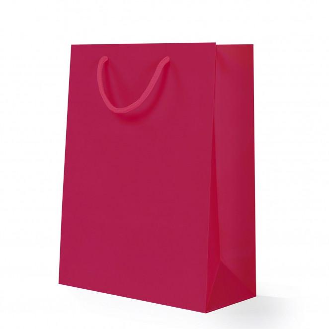 Shopper Lusso Opaca Marsala