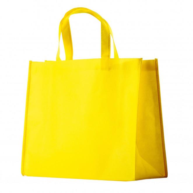 Shopper TNT Colorato Giallo