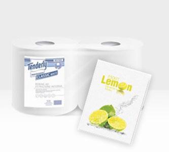 Carta igienica e Asciugatutto