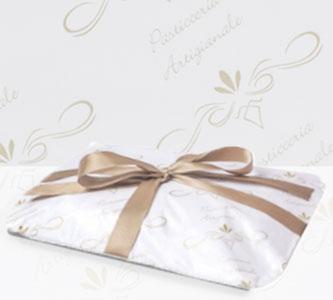Carta regalo pasticceria