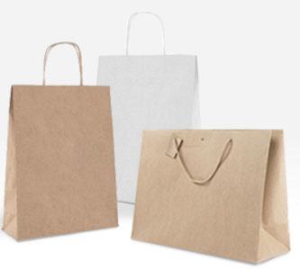 Shopper Carta Abbigliamento