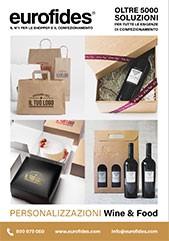Catalogo Personalizzazioni Wine&Food