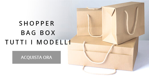 Shopper Bag Box