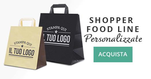 Shopper Take Away Personalizzate