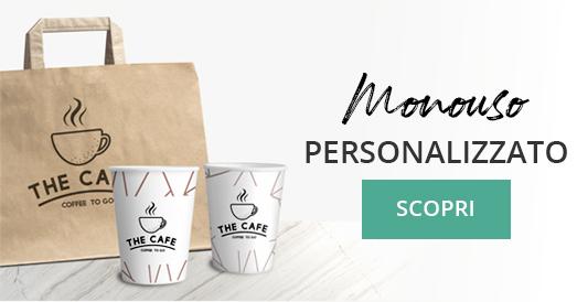 Monouso Personalizzato