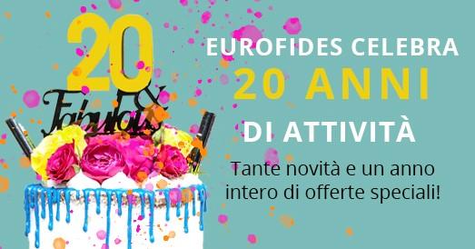 Anniversario Eurofides