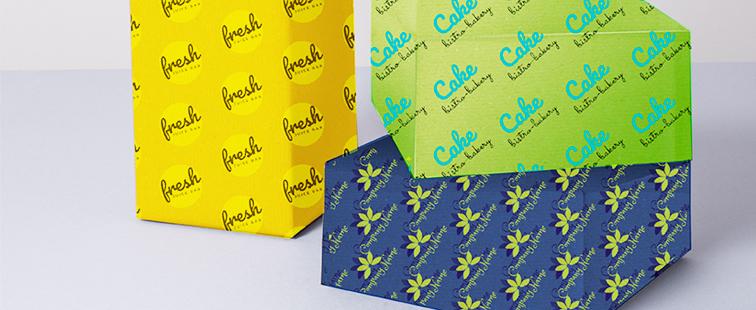 Carta Sealing Colorata Personalizzata stampa 2 colori